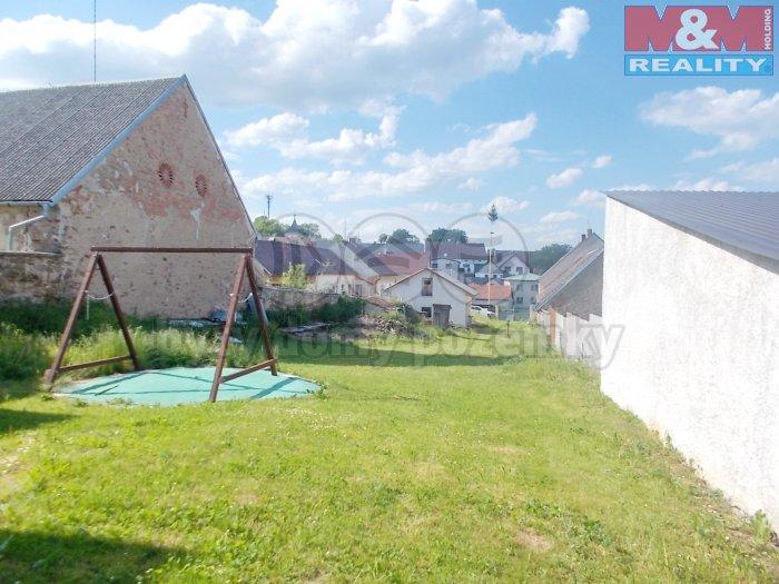 DSCN0278 (Prodej, stavební pozemek, 1714 m2, Domažlice - Újezd), foto 1/8