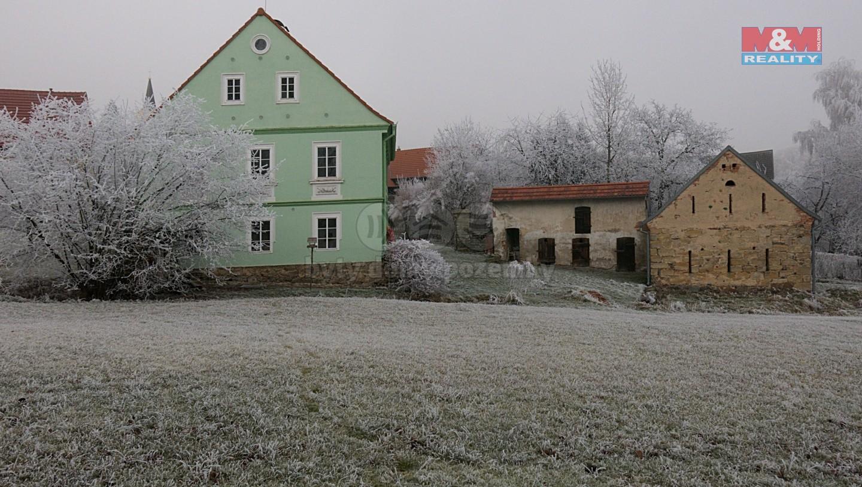 Prodej, rodinný dům 4kk, 2978 m2, Staňkovice