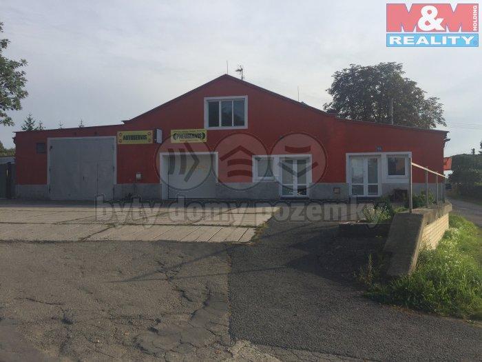 čelní pohled,velvary (Prodej, komerční objekt, 800 m2, Velvary), foto 1/8