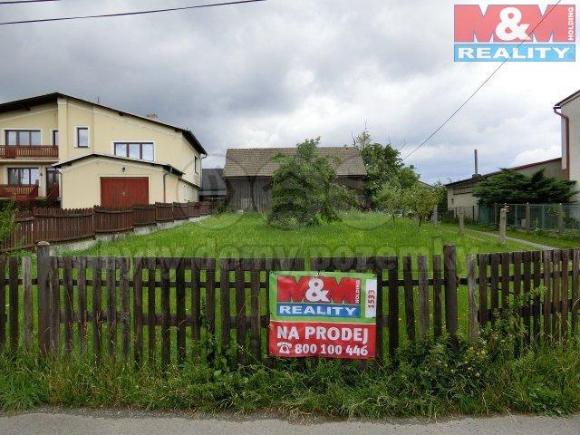 CIMG9910 (Prodej, stavební parcela, 931 m2, Těškovice, okr. Opava), foto 1/5