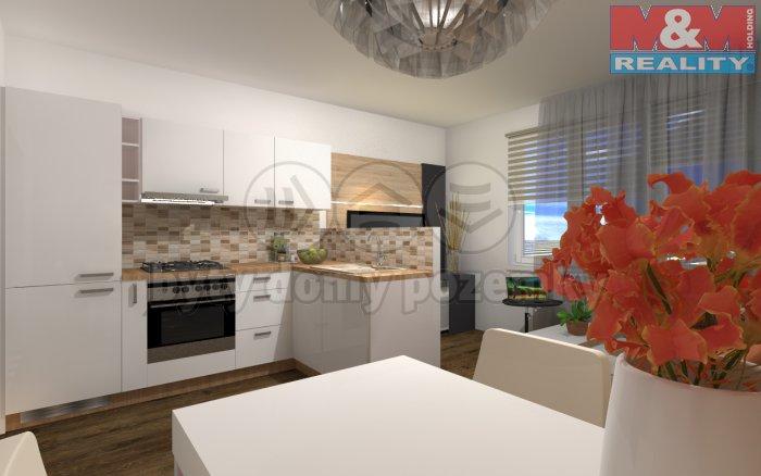 kuchyně (Prodej, byt 3+kk, 78 m2, Česká Lípa), foto 1/7