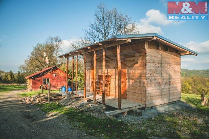 Prodej, pozemky a ranč, 63 265 m2, Vítkov, Klokočov