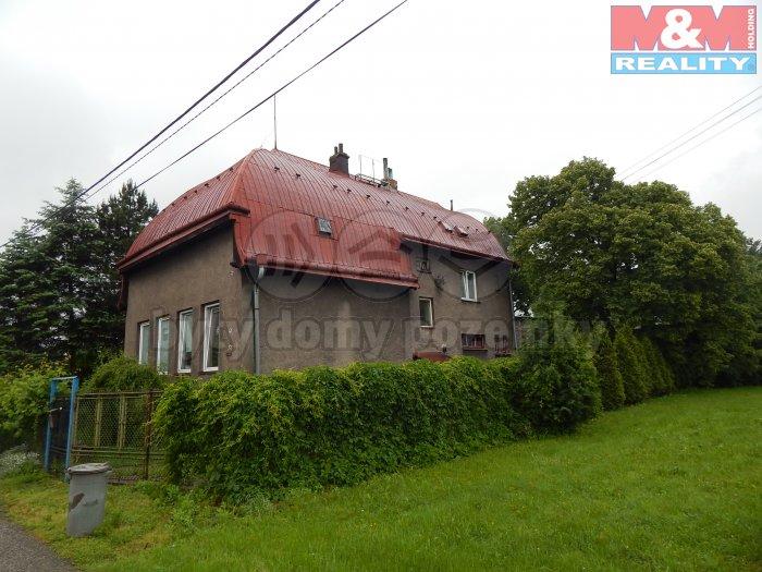 Prodej, rodinný dům 5+2, Petřvald u Karviné