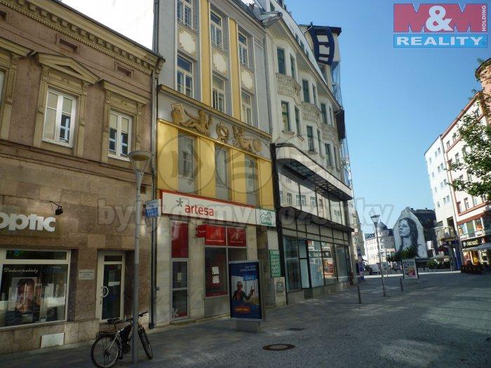 Pronájem, obchodní prostory, 130 m2, Moravská Ostrava