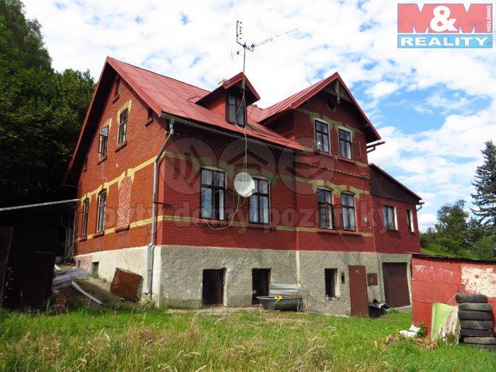 Kraslice Krásná (26)a (Prodej, rodinný dům 4+1, 180 m2, Kraslice - Krásná), foto 1/32