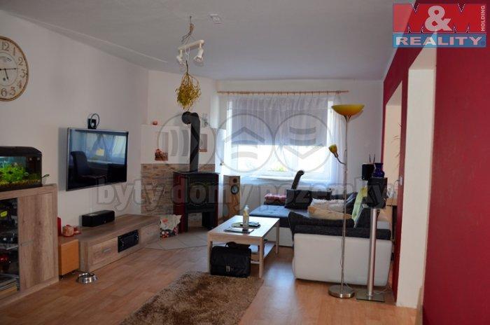 obývací pokoj (Prodej, rodinný dům 6+kk, 3927 m2, Zábřeh - Skalička), foto 1/19
