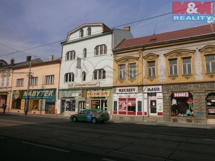 Pronájem, kancelářské prostory, 34 m2, Ostrava