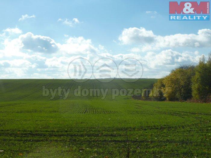 P1230751 (Prodej, pozemek, 3834 m2, Hřebeč), foto 1/3