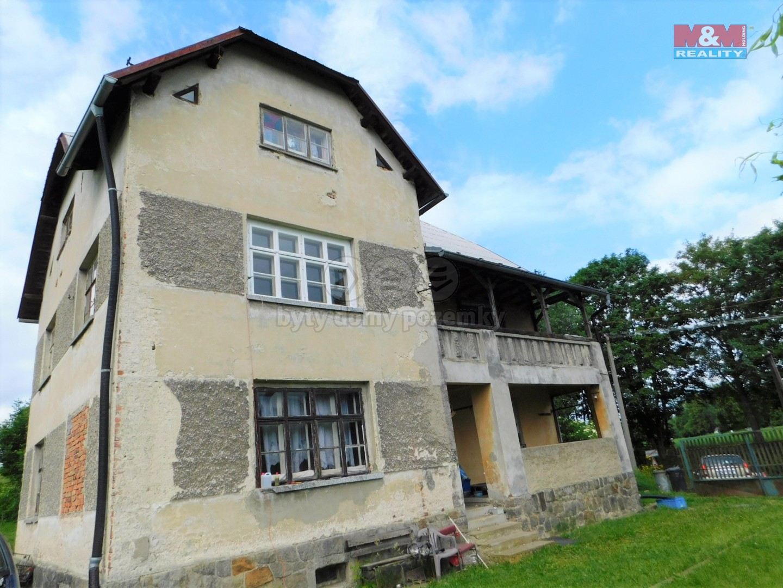 (Prodej, rodinný dům 9+1, 126 m2, Krajková), foto 1/50