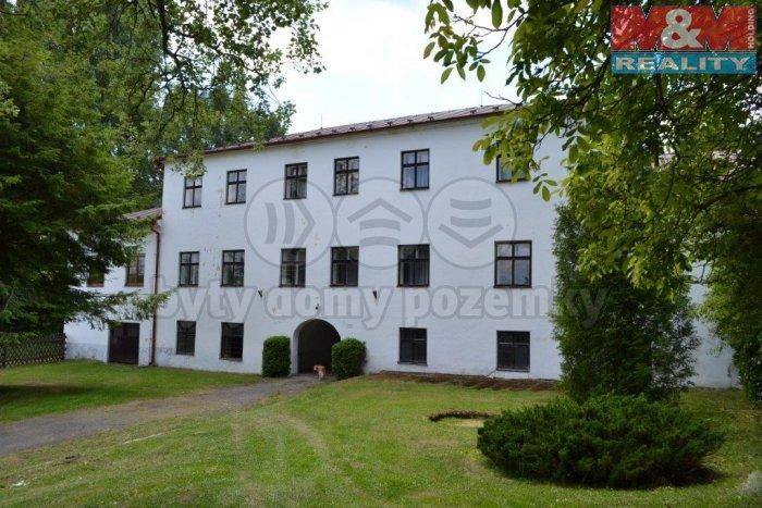 Prodej, zámek, 16053 m2, Dolejší Těšov
