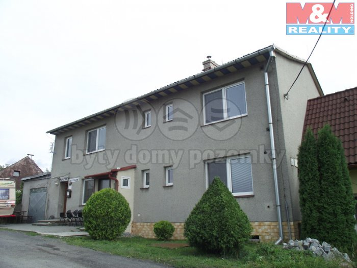 Prodej, rodinný dům, Jankovice