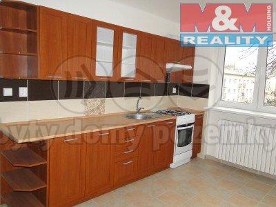 143-kuchy (Pronájem, byt 2+1, 48 m2, Ostrava - Hrabůvka, ul. Dvouletky), foto 1/4