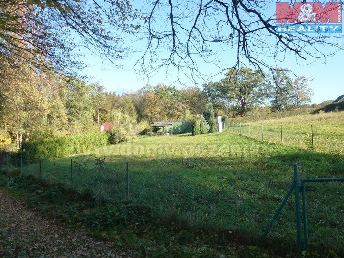 P1060431 (Prodej, pozemek, 869 m2, Rabyně - Měřín), foto 1/7