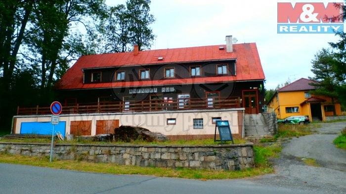 Prodej, penzion, 1625 m2, Stará Ves
