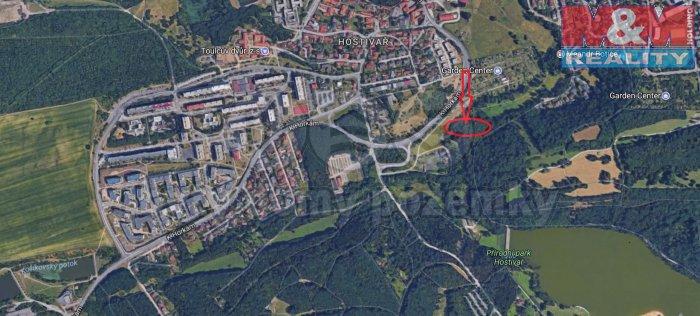 Hostivař mezi potoky (Prodej, louka, 12034 m2, Praha 10 - Hostivař), foto 1/3