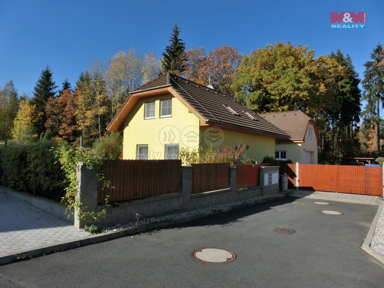 Prodej, rodinný dům 5+kk, Nová Role, část Mezirolí