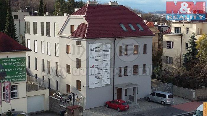 Pronájem kancelářské prostory, 232 m2, Praha - Libeň