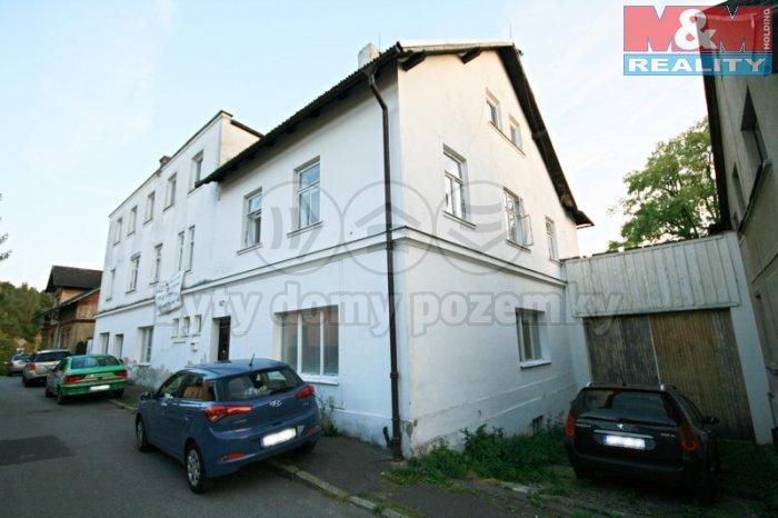 Prodej, nájemní dům, 350 m2, Nový Bor