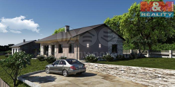 Prodej, rodinný dům, 942 m2, Rtyně nad Bílinou