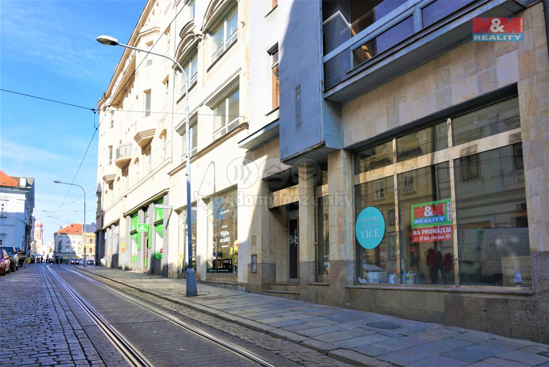 Pronájem, kancelářské prostory, 73 m2, Plzeň - Centrum
