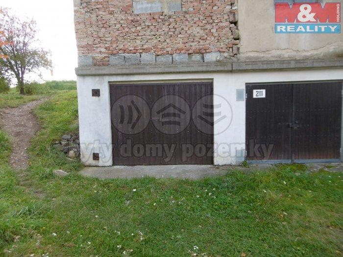 Prodej, garáž, 26 m2, OV, Jirkov, ul. Osvobození