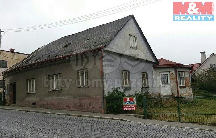 Prodej, nájemní dům, Kelč