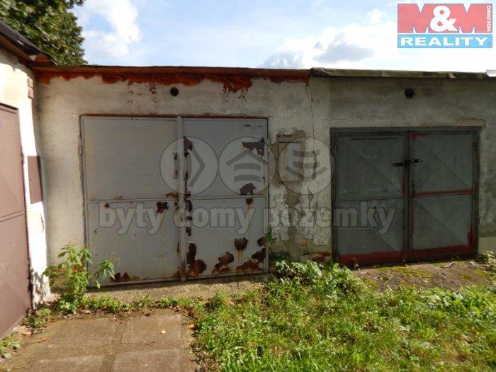 Prodej, garáž, 33 m2, Česká Lípa
