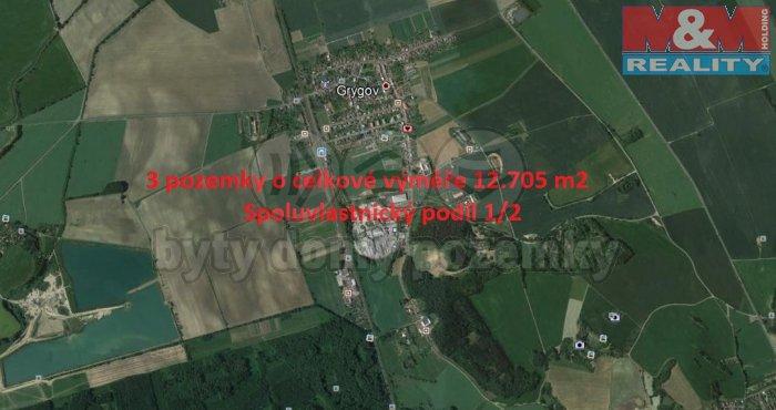 Grygov (Prodej, pole, 6353 m2, Grygov), foto 1/3