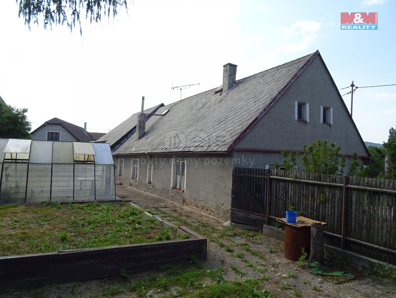 (Prodej, rodinný dům 806 m2, Rosovice-Holšiny), foto 1/36