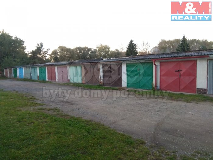 Prodej, garáž, 18 m2, Neratovice