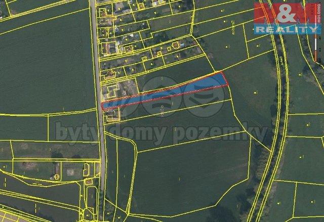 Prodej, stavební pozemek, 2968 m2, Třebechovice pod Orebem