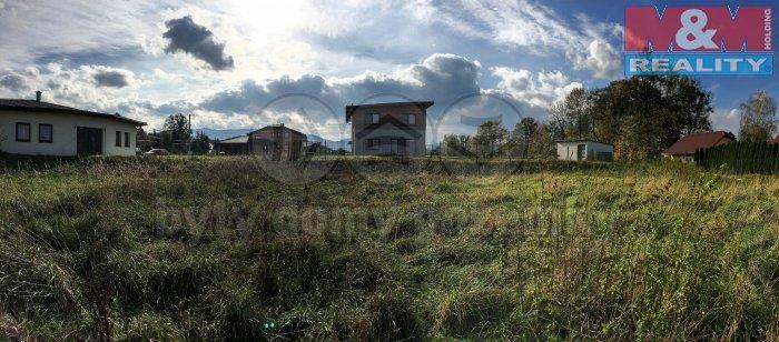 Earth 2-2 (Prodej, stavební pozemek, 2667 m2, Třinec - Konská), foto 1/6