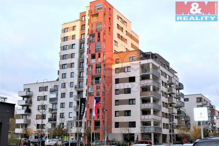 dum (Prodej, byt 1+kk, 34 m2, Praha 9 - Vysočany), foto 1/17