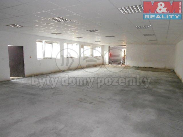 Pronájem, výrobní objekt, 220 m2, Moravská Ostrava