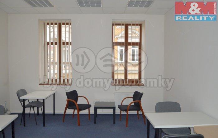 Kancelář číslo 1 (Pronájem, kancelářský prostor, 60 m2, Teplice, ul. U Nádraží), foto 1/6