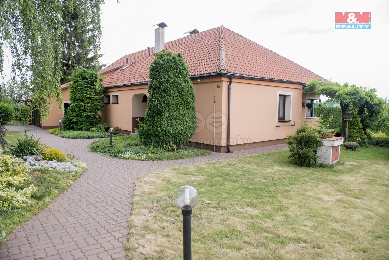 Prodej, rodinný dům, 3980 m2, Brno - Slatina