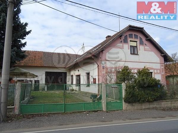 (Prodej, rodinný dům 200 m2, pozemek 3100 m2,Hostomice-Radouš), foto 1/29