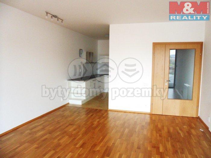 Obývací pokoj (Prodej, byt 2+kk, 70 m2, Praha 7 - Holešovice), foto 1/15