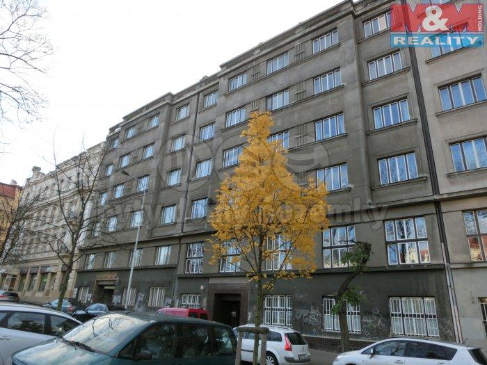 (Prodej, byt 2+kk, 43 m2, Praha 7 - Holešovice), foto 1/12