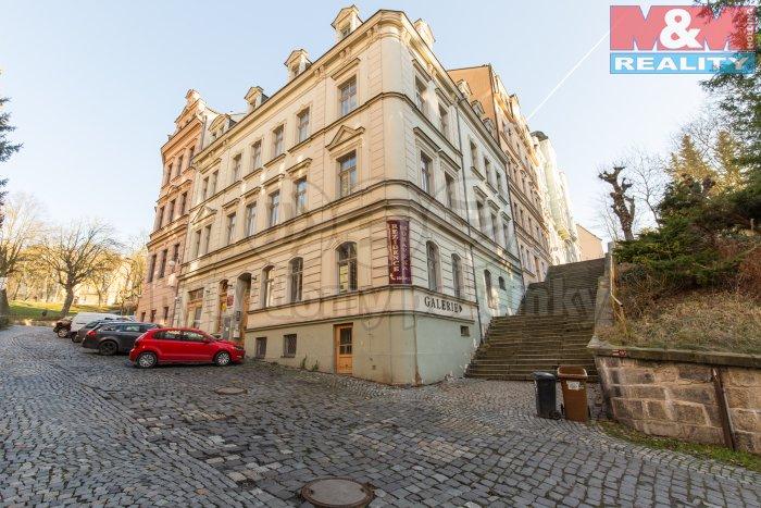 Prodej, ateliér, 85 m2, Karlovy Vary, ul. Moravská