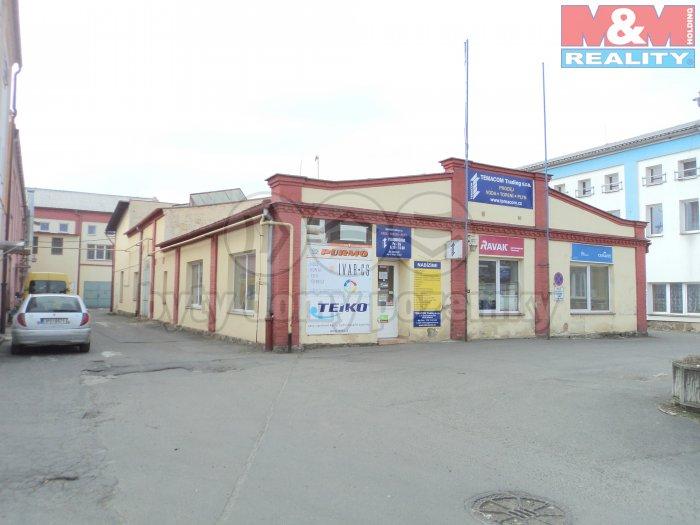Prodej, výrobní objekt, 2300 m2, Klatovy