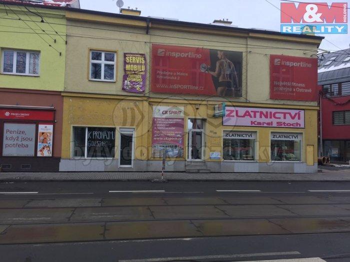 (Pronájem, komerční prostory, 100 m2, Ostrava, ul. 28 října), foto 1/3