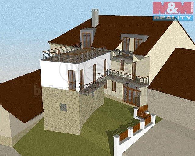Prodej, byt 3+kk, 77,58 m2, Miletín