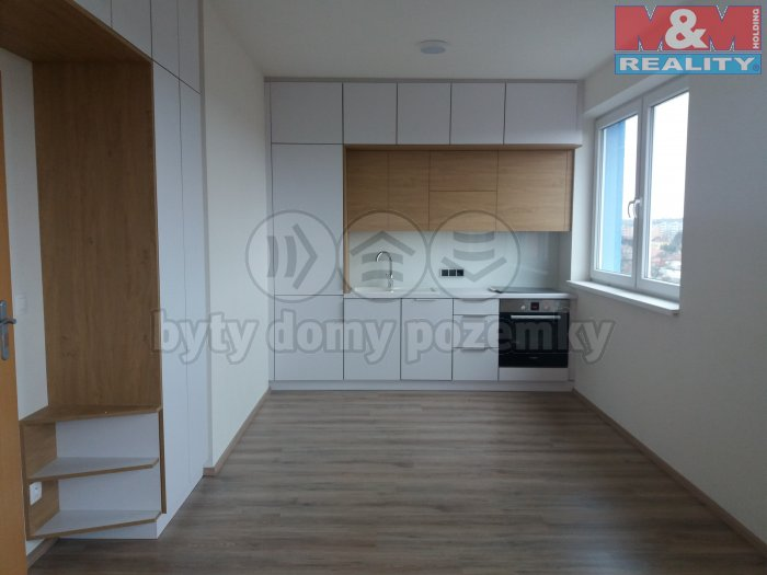 (Prodej, byt 2+kk, 45 m2, Brno - Slatina, ul. Bučkova), foto 1/12