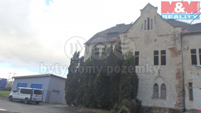 Prodej, rodinný dům, 962 m2, Ústí nad Labem - Předlice