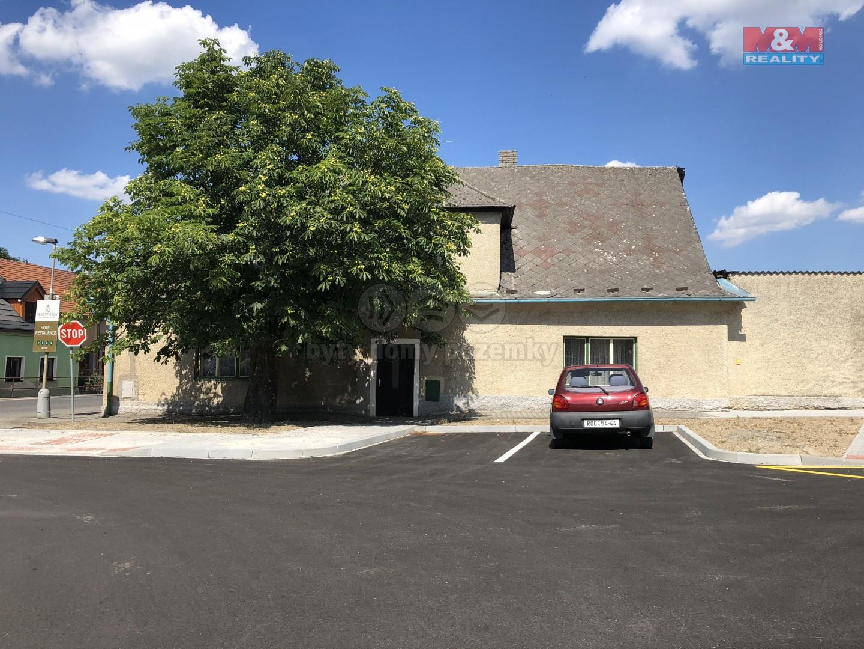 Prodej, rodinný dům, 1029 m2, Mýto, ul.Náměstí
