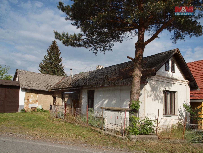 Prodej, rodinný dům, Pohleď