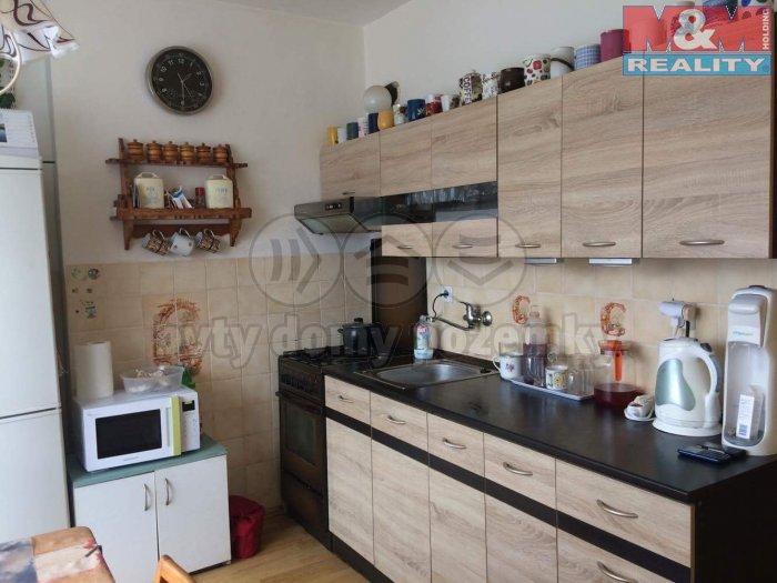 Kuchyně (Prodej, byt 3+1, 76 m2, Brno - venkov, Předklášteří), foto 1/12