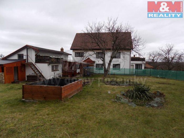 Celkový pohled na nemovitost (Prodej, rodinný dům, Okrouhlo), foto 1/44