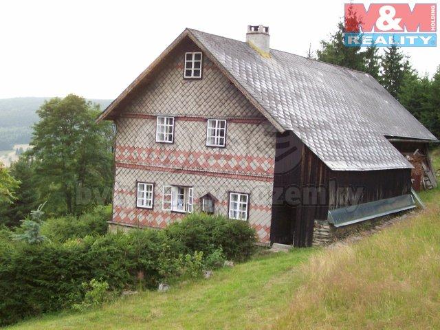 Prodej, chalupa 3+1, 31017 m2, Staré Město - Kunčice